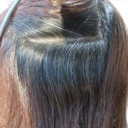 画像 カラーリングからヘナで美髪に の記事より 2つ目