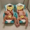 【危機一髪】双子、同時に入院【鼠径ヘルニア嵌頓】の画像