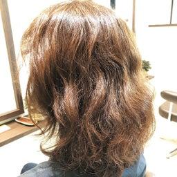 画像 45歳以上でくせ毛でお悩みの方は☆ の記事より 5つ目