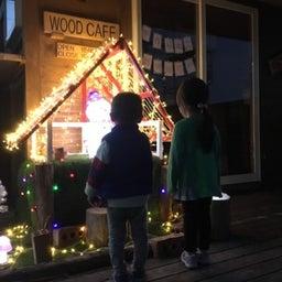 画像 WOOD CAFE的クリスマス演出? の記事より 3つ目
