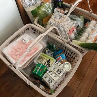 【食材まとめ買い(12月第2週目)&今週の献立予定】