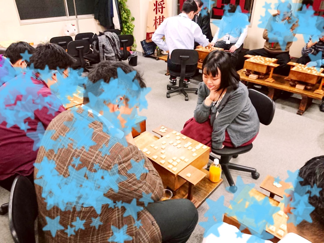12月9日 REIWA将棋教室の記事より