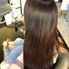 白髪染めで頭皮がかゆい悩みを解決している名古屋の美容室の画像