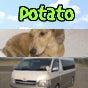potato「ディレットで2人と1匹の旅 → join+Atticで2人と1匹の旅」