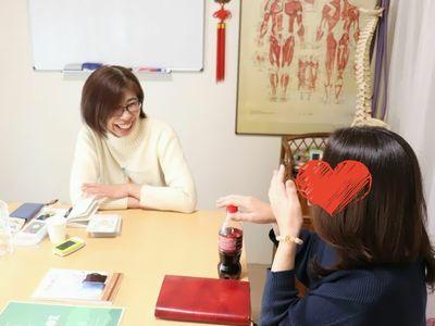 2019年12月7日:kokkoさんin博多・個人セッションの模様