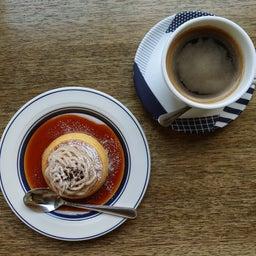 画像 渋谷 コーヒーハウスニシヤの季節限定モンブランプリン の記事より 9つ目