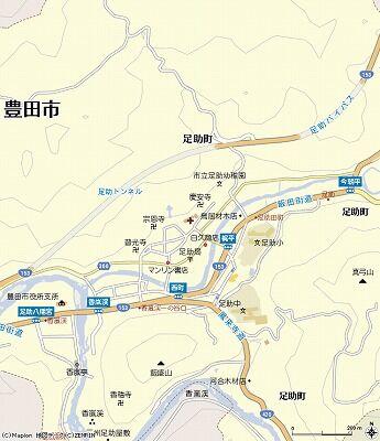 足助陣屋(三河国) | 三日月の館
