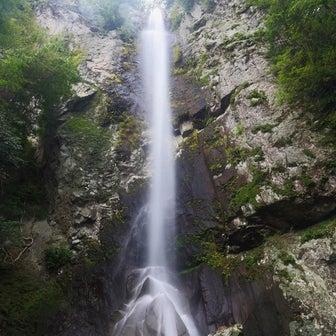 ◆ 熊野市 大丹倉の滝 2/4 赤倉橋の谷 F3・F4