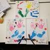 1月29日★ららぽーと名古屋☆バレンタインプレゼントにも 手形足形時計アートの画像