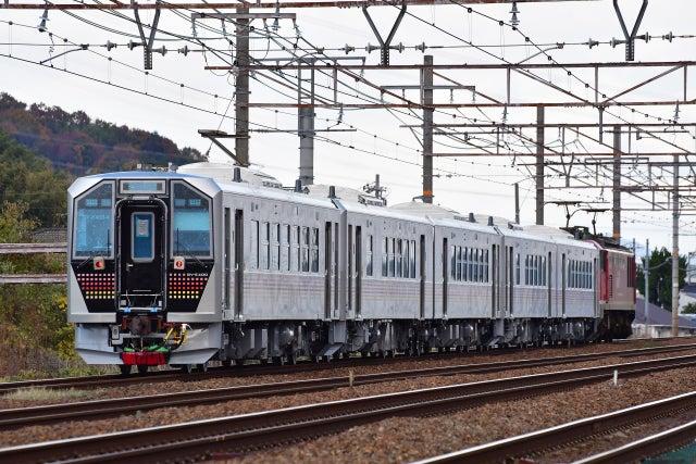 新潟・秋田地区に投入されるGV-E400系