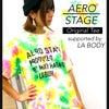 AERO STAGE オリジナルTシャツの画像