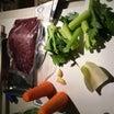 ミートハンターのジビエ料理!鹿肉ミートソースの包み揚げ!