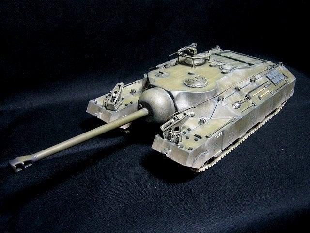 T28重戦車、製作裏話(1) | lailai7tomのブログ
