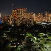 ハワイの夜もなかなか