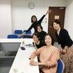 大阪にて。エッセンシャル・アストロロジー ・アドバンスト講座でした。
