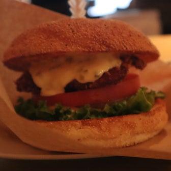 リゴレット ハンバーガー