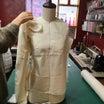 袖のパターンは、立体で?or 平面で?