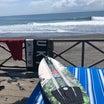 良い波だった今日のクラマス!65kgで32Lのキャベ3を鬼フローでぶん回す