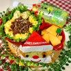 *週末恒例ズボラ弁当!今日は少しだけクリスマス(^^)*