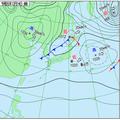 【1か月予報】12/28頃以降は平年並みの予報。年末年始寒波が来るか?。南岸低気圧にも注意。