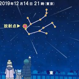 画像 双子座流星群♥️【中身のないblog】 の記事より