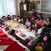 楽しかったクリスマス会の画像