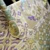 準礼装用和装バッグ2019・4種|利休バッグ八寸/九寸|天井文様の正絹帯地使用のオリジナルバッグの画像