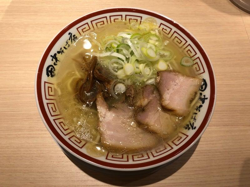 店 田中 そば