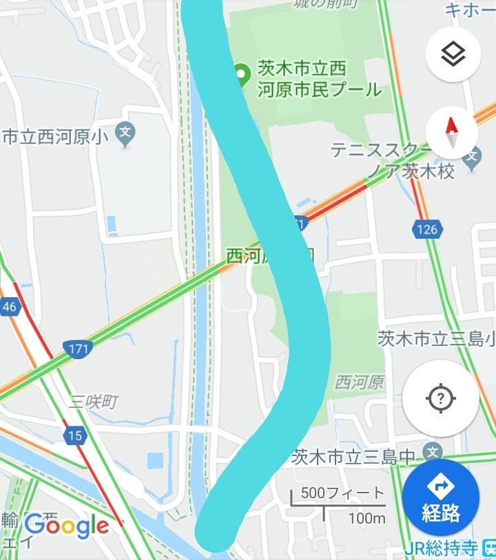 レルスタの地元 茨木について知るPart3 [安威川と茨木川の歴史 ...