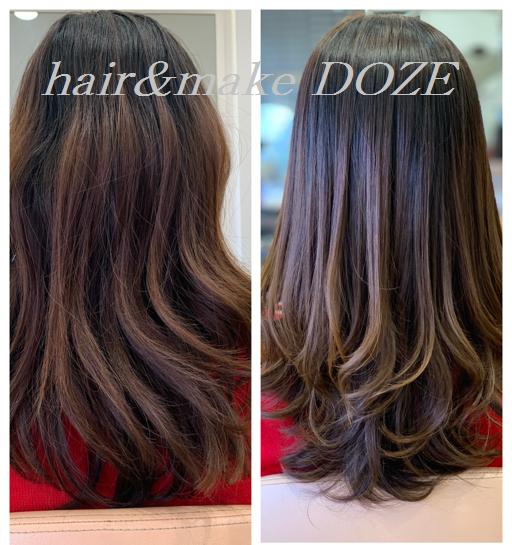 髪質改善プレミアムトリートメントはパーマスタイルでも施術出来ます!