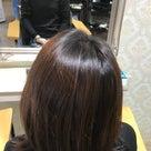 年末、ナチュラルハーブカラーを繰り返した髪の状態の記事より