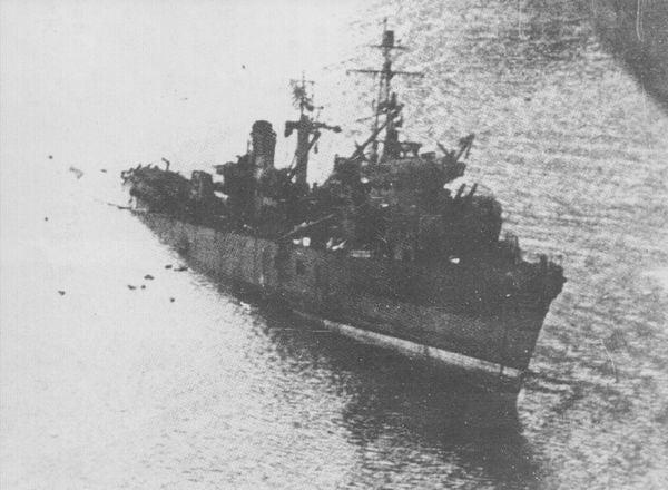 海軍艦艇つれづれ敵制空権下の強硬輸送から戦後の食糧不足まで対応した「輸送艦」