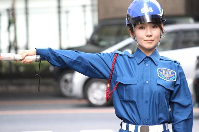 無料サイト「警備員SNS」(警備員の世界に素敵な異変)