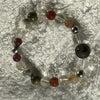 ギベオン隕石を入れたブレスレット マジカルパワーブレスレットの画像