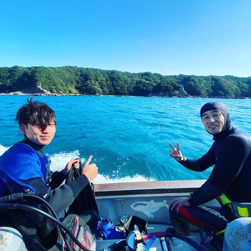 水、陸、空、無限大。 | 香川のダイビングショップ Blue blueのブログ