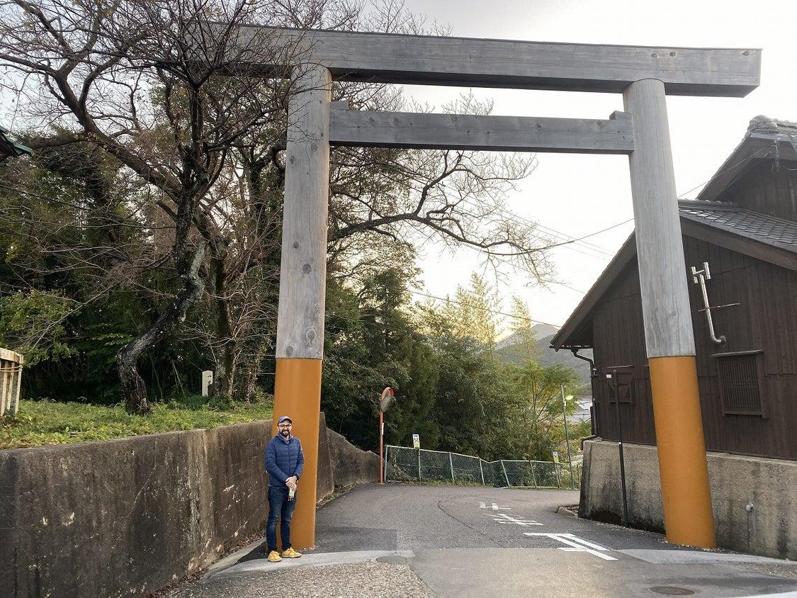 関宿をアンジェロと訪れたことの記事より