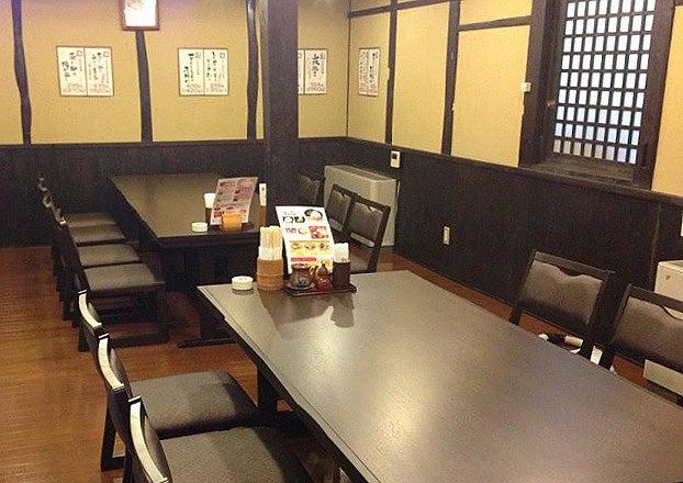 田舎茶屋わたや峠店個室の画像