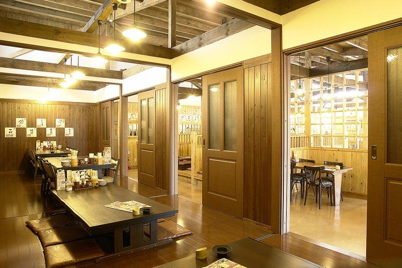 田舎茶屋わたや温品店個室の画像