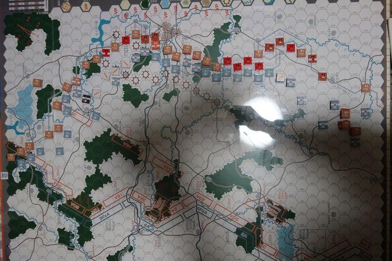 AD GJ 東部戦線冬季戦41-42」・ソ連軍大反攻シナリオソロプレイ記録 ...