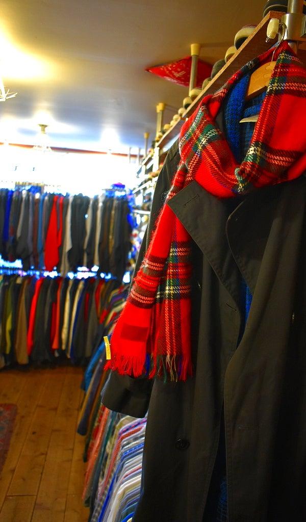 年末年始クリスマスシーズン店内@古着屋カチカチ