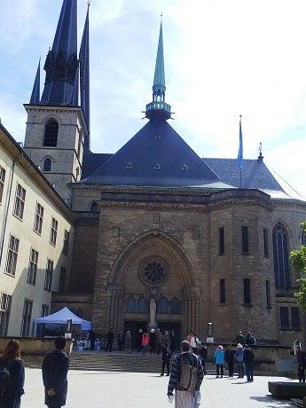 ノートルダム大聖堂の写真