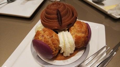シュークリームの写真