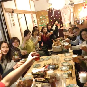 Our Christmas Party 2019 on Dec. 21st!の画像