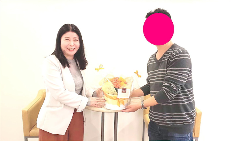 名古屋の結婚相談所成婚者