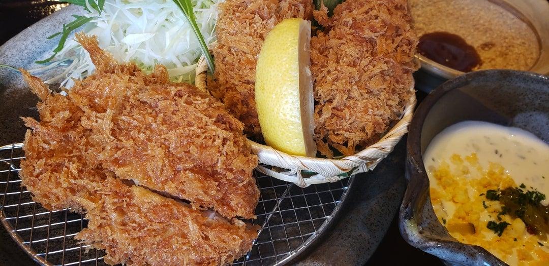 牡蠣 フライ あたる