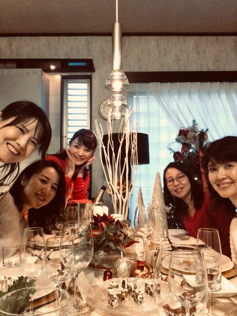 テーブルレッスン、クリスマスパーティー