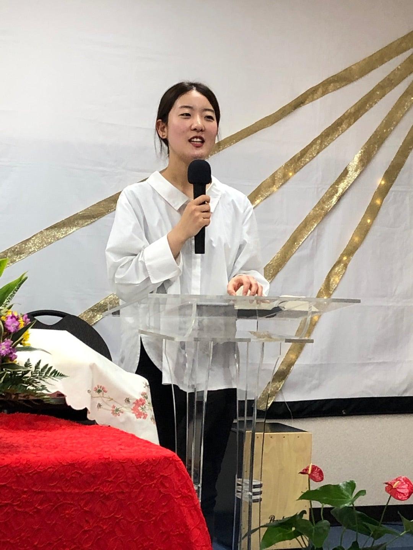 「光として来られたイエス」2019年12月第4週クリスマス礼拝の記事より