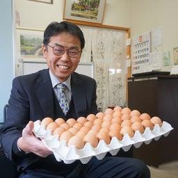 画像 卵の美味しさと面白さのこだわりは、国産・環境・自家製の餌! の記事より 2つ目