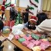 花りぼん浅香山のクリスマス会の画像