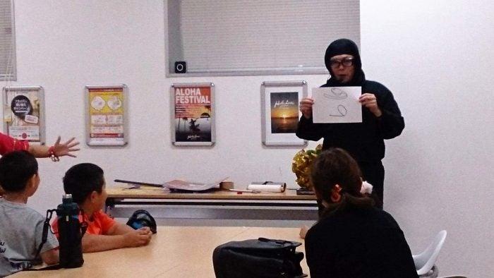 集客イベント マジック教室